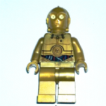 Lego Star Wars C-3PO 2012-15 Minifigure @sold@